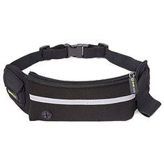 c43afcacaabb Waist Bag Evecase Outdoor Running Fitness Sweatproof Belt Waist Pack Bag  for Jogging Exercise Hiking fits