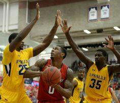 Jan. 12, 2014 - La Salle 75, Duquesne 56 (Photo: Chaz Palla | Tribune-Review)