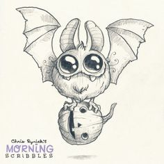 Morning Scribbles #390