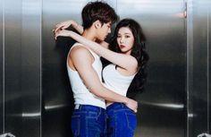 Hyuna 4Minute Tampil Seksi dalam Pictorial Jeans Rubber