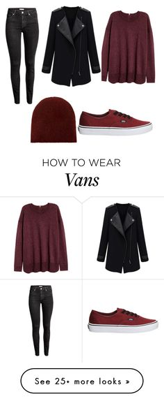 """""""Untitled #58"""" by sasukeks on Polyvore featuring H&M, Vans and L.K.Bennett"""