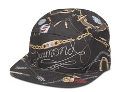 Low Life 5 Panel Cap by DIAMOND