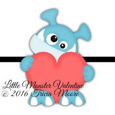 little bear valentines day