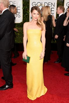 Golden Globes 2015: Leslie Mann - NYTimes.com