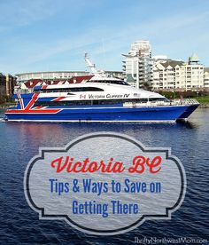 If you are wanting to travel to Victoria BC , we have a list of ways you can get there by sea or by air, as well as ways to save.