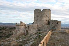 castillo cabrera España