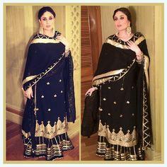 Kareena Kapoor Khan in Sukriti & Akriti, Myfashgram