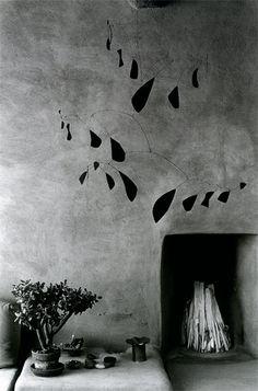 Alexander Calder at G O'K's
