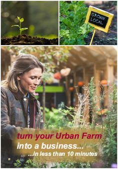 Make extra $$ on the side doing what you love! Sell your bounty online - learn more via https://www.barn2door.com/urban-farmers