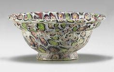 A ROMAN MOSAIC GLASS PATELLA CIRCA LATE 1ST CENTURY B.C.-EARLY 1ST CENTURY A.D.    Christie's