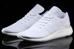 fbb33778a Adidas  Newest  Triple White  Sneaker Adidas Busenitz