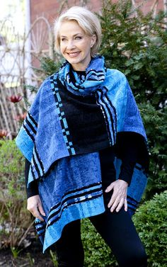 hot off the loom Loom Weaving, Hand Weaving, Plaid Scarf, Catwalk, Archive, Colours, Clothes For Women, Gallery, Jackets
