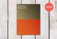 Saturdays Magazine – Issue 04 – Cover