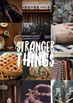 Stranger Things | By @LockscreenDiary