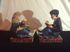I have Harry, I would love the Hermione one too. :-)