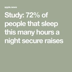 Study: of people that sleep this many hours a night secure raises — Ladders Articles For Kids, People Sleeping, Sleep Quality, Psychiatry, Ladders, Raising, Politics, Study, Motivation