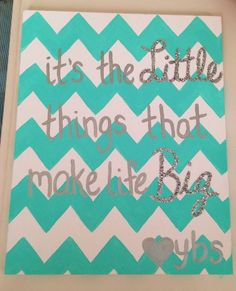 Sorority Craft Ideas, Little Craft Ideas, Big Little, Chevron, Sorority Graduation Gifts