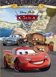 Guadalupe. Este libro es mi preferido porque me gustan mucho los coches y también vi y me gustó la película.