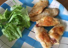 Involtini di pollo con crudo e scamorza   dal mio blog