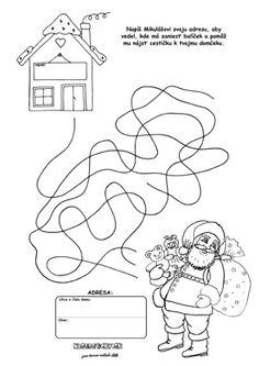 Výsledok vyhľadávania obrázkov pre dopyt pracovný list pre predskolákov Projects To Try, Winter, Christmas, Advent, Art, Winter Time, Xmas, Art Background, Kunst