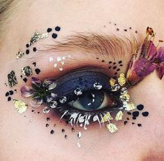 BROW INSPIRATION : DECORATED BROW 2