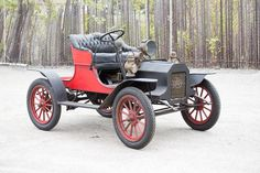 C.1905 REO SINGLE CYLINDER RUNABOUT