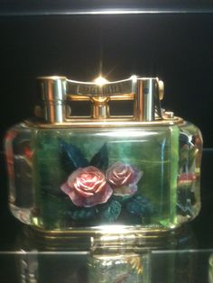 Dunhill Roses Aquarium lighter - one at a type - Call Danilo 0039 335 6815268