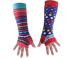 Original Gift Company Arm Warmers - Cotton Rich, Blue, Cotton Now your arms can stand out in the crowd with our devishly funky odd armwarmers. (Barcode EAN=5060152022027) http://www.MightGet.com/february-2017-2/original-gift-company-arm-warmers--cotton-rich-blue-cotton.asp