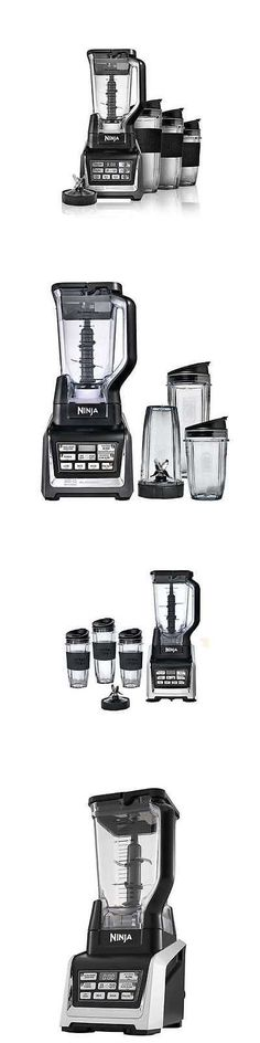 Blenders Countertop 133704: Nutri Ninja 1500W 72 Ounce Ninja Blender Duo With Auto-Iq And Cups (Open Box) -> BUY IT NOW ONLY: $144.95 on eBay!