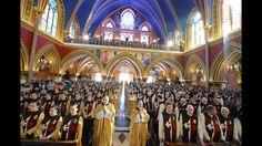 Quiénes son los Caballeros de la Virgen?  Heraldos del Evangelio      https://www.youtube.com/watch?v=DKvbLE5X0gQ