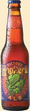 Victory HopDevil, an extremely smooth IPA.