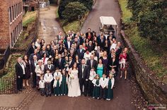 Quarry Bank Mill in Styal Wedding, Cheshire