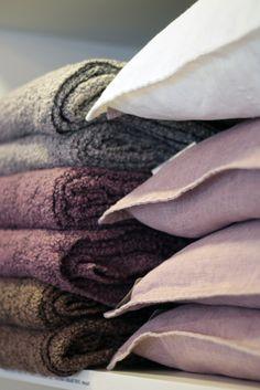 Linum cushions for sofa