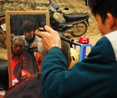 Vietnam – hair dresser