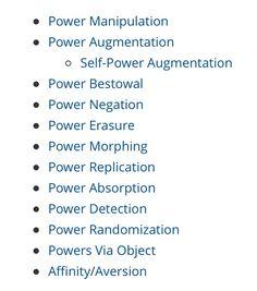 Superpowers Wiki