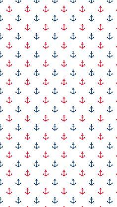 Children's Spaces   Patterns for Babies   Art Print   Illustration   Poster   Decoração Infantil   Padronagem para Bebês   Ilustração para Impressão #sea #ahoy #anchor #fish #ocean #captain #pirate #shark