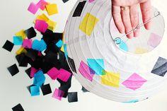 Basteln mit Papier: 8 einfache Ideen