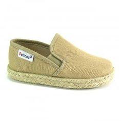a3036875c63 Zapatillas tipo alpargata de niños