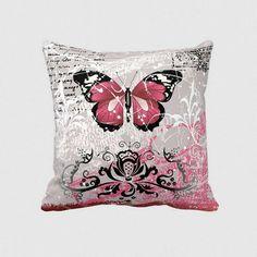 Cute butterfly Cushion available on Wysada.com