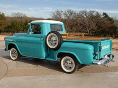 1959 Chevrolet Apache 3100 Pickup truck retro  f wallpaper background