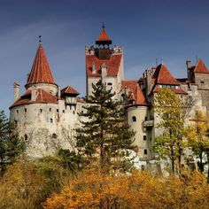 """Bran Castle, Romania Also known as Dracula's Castle — it was featured in Bram Stoker's """"Dracula"""" as the home of the title character — Bran Castle has stood in Romania since the 1300s. It is unknown if the real Dracula, Prince Vlad III, ever actually lived there. The castle is now one of the most popular tourist attractions in the area."""