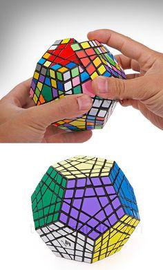 El padre de todos los cubos de Rubik.