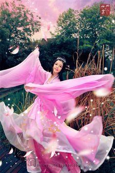Cosplay china  Chinese girl