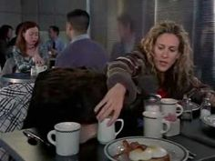 "SATC: ""I've been dating since I was 15. I'm exhausted. Where is he?"" ""My hair hurts""...."