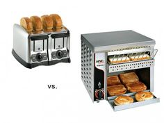 How to Choose a Commercial Toaster. #bagels