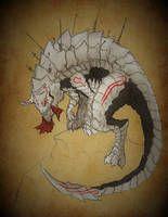 RWBY Bestiary: Scaraiathus by on DeviantArt Monster Concept Art, Fantasy Monster, Monster Art, Creature Concept Art, Creature Design, Mythological Creatures, Mythical Creatures, Character Art, Character Design