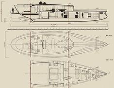 Ultra Modern Cronos Yacht - My Modern Metropolis