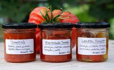 Konserverade tomater, blogg om tomater