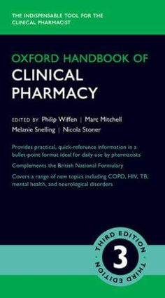 Oxford handbook of obstetrics and gynaecology pdf pinterest oxford handbook of clinical pharmacy 3rd edition fandeluxe Gallery