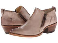FRYE Sacha Moto Shootie. #frye #shoes #